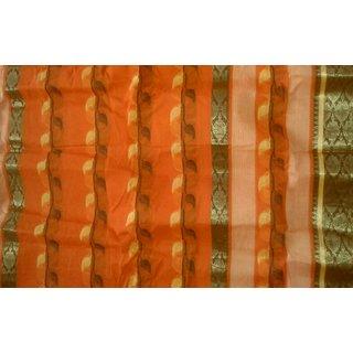 Original cotton handmade traditional saree