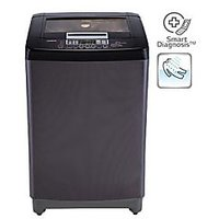 LG T7567TEDLK 6.5 KG Top Load Fully Automatic Washing Machine - BLACK KNIGHT/ BLACK