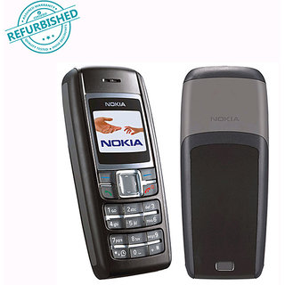 Nokia 1600/Acceptable Condition/Certified Pre Owned(6 Months Seller Warranty)