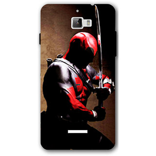 Cell First Designer Back Cover For CoolPad Dazen One-Multi Color