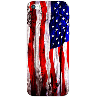 Cell First Designer Back Cover For Apple I phone 5-Multi Color