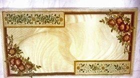 doormat- royal camel rug