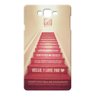 KYRA Back Cover for Samsung Galaxy On5