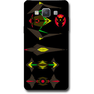 Cell First Designer Back Cover For Samsung Galaxy A5-Multi Color