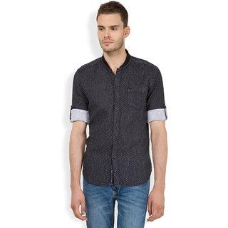 Locomotive Full Sleeve Plain Shirt For Men