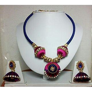 Silk thread jewelry set buy silk thread jewelry set for New top jewelry nyc prices