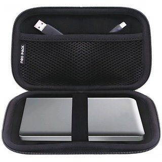 HDD Hard Case /Cover /Pouch for 2.5 inch Portable Hard Drive - (For , Toshiba, WD, Sony, Transcend)