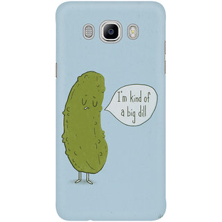 The Fappy Store Big Dill Mobile Back Cover