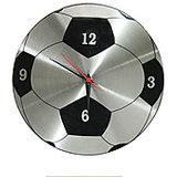 Magpie German Designer Football Steel Wall Clock