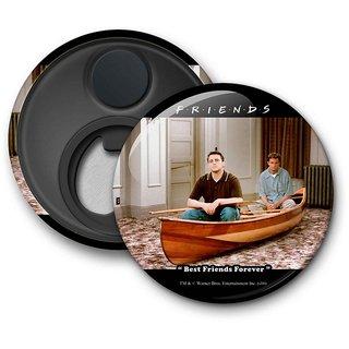 Official Friends - Boat Fridge Magnet licensed by Warner Bros