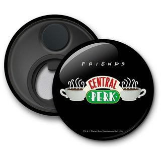 Official Friends - Central Perk Fridge Magnet licensed by Warner Bros