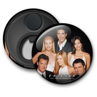 Official Friends - Close up - Fridge Magnet licensed by Warner Bros