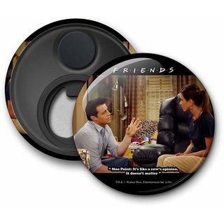 Official Friends - Moo Point Fridge Magnet licensed by Warner Bros