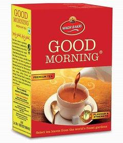 Wagh Bakri Good Morning Tea 500 gm With Mug