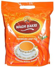Wagh Bakri Strong  Refreshing Tea - 1 Kg
