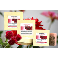 Abeers Pure Essence Winter Rose Soap (Set Of 3)