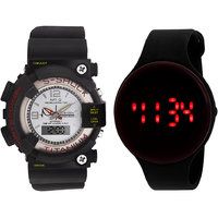 Fonce S-shock 101 +led Watch