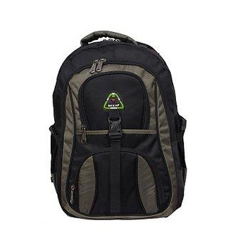 Ruf  Tuf 15 inch Laptop Backpack (Black, Grey) GC0000024
