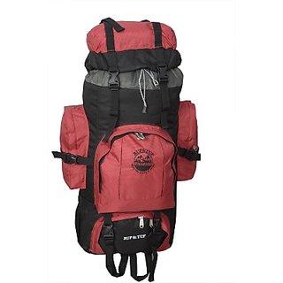 Ruf  Tuf TREKKING Rucksack  - 75 L (Black Red) GC0000106