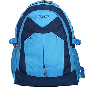 a2245443db65 Ruf Tuf VINTAGE 32 L Backpack Blue GC0000264 available at ShopClues for  Rs.949