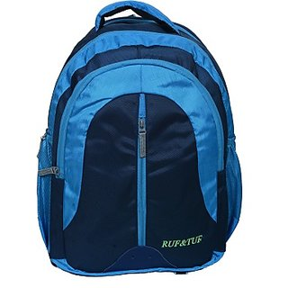 b63aa3f0be8e Ruf Tuf J SEVEN 32 L Backpack Blue GC0000265 available at ShopClues for  Rs.899