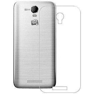 the best attitude fee19 8a524 CrackerDeal Q465 tpt Premium Back Cover Micromax Canvas Unite 4 Pro Q465 -  Transparent