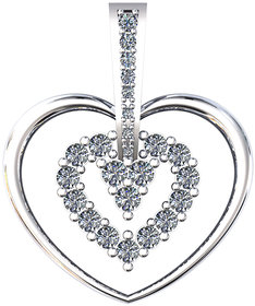 Young  Forever Heart Pendant