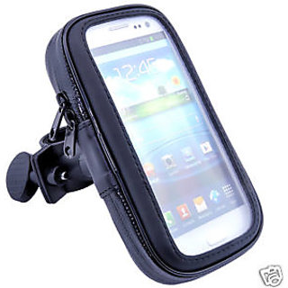 Aeoss Waterproof Smartphone Mobile Phone Holder Stand bike Bicycle Motorcycle BAG GPS