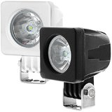 Onella 10W CREE LED Aux Light For Jeeps/Cars/Bike/ATV's (Mounting Kit Included)