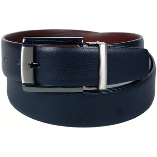 100 ITALIAN LEATHER NEW STYLE GENT'S BELT WAIST BELT REVERSIBLE BELT BL200