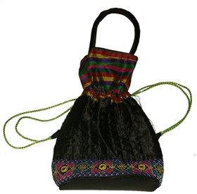 Greesha Kutchi Hand Work Hand Made Potli Bag