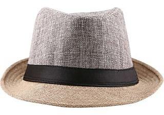 Techamazon Fedora Hat Cap