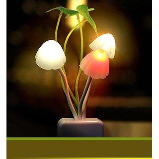 KS Colour changing Mushroom LED Light