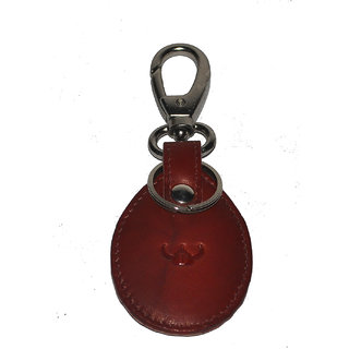 DHide Designs trendy European designer Ethnic Formal Casual Party Occasion Sports Genuine Leather Key ring / Key chain