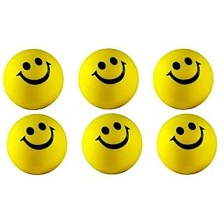 Smiley Ball 6 ball for Tension  relief