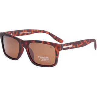 Super-X Polarized Wayfarer Sunglasses SXTIGER-7838-5420-136