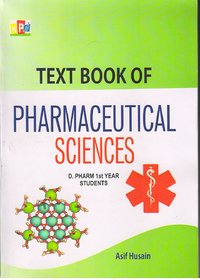 Text Book of Pharmaceutical Sciences (Nirmal Publication (India)