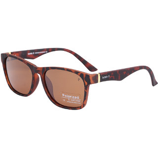 Super-X Polarized Wayfarer Sunglasses SXTIGER-7835-5419-122