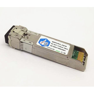 Daksh Optical SFP 1.25G LC with DDM Transceiver ( DELL Compatible )
