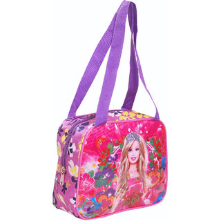 ZEST Barbie Print Kids Bag