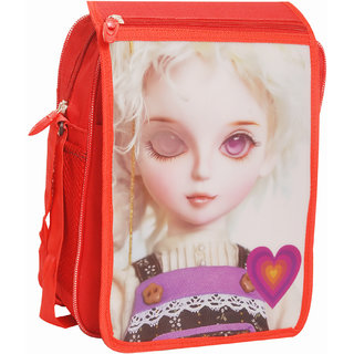 ZEST Doll Print Kids Bag