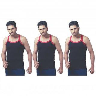 Ranjit Rocky Bravo 01 Gym Vest (Pack of 3) (S to L)