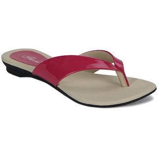 Flora Rani Flat V Shape Sandal