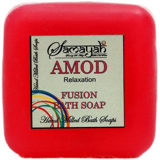Samayah Amod Handmade Bath Salt (Fushion)