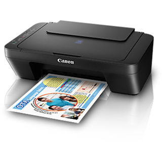Canon PIXMA E470 Affordable All-In-One Printer With Wi-Fi