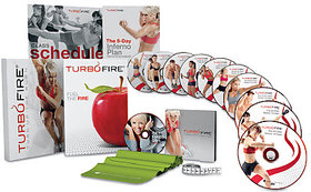 Chalean Turbo Fire Workout Kit