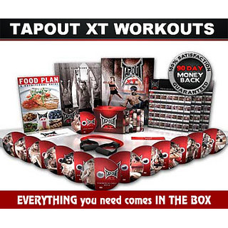 New Tapout Xt 90 Days MMA Workout Program 1