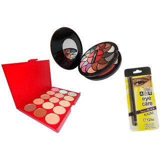 ADS Concealer / 8188 Makeup kit / Eyecare kajal