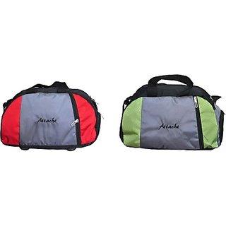 Attache 1012 RG Gym     (Red Green Messenger Bag)