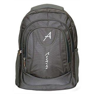 Attache Premium School / Laptop Bag (Grey) 30 L Backpack         (Grey) premiumqualitybackpackgrey